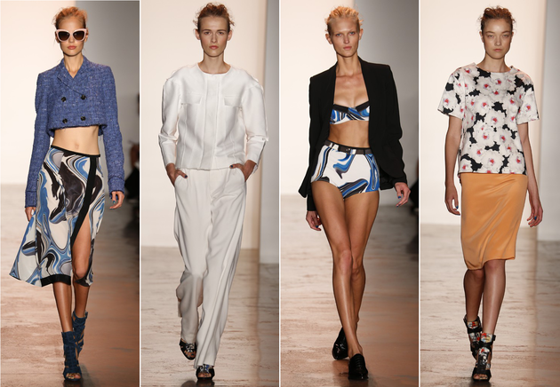 Peter Som Spring 2014 Collection