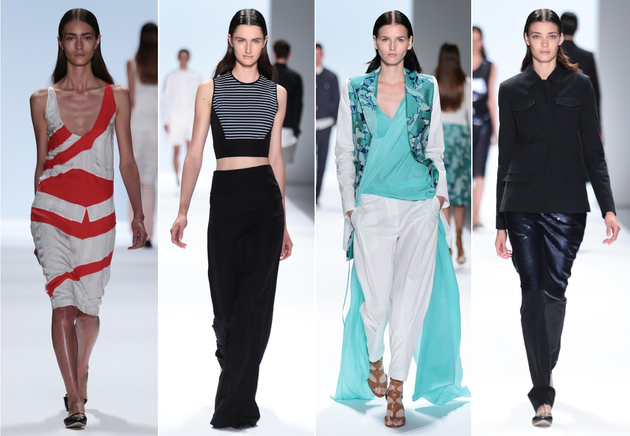 Richard Chai Love Spring 2014 Collection