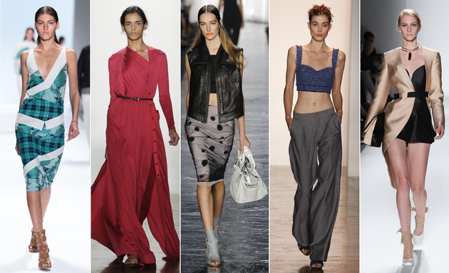 NYFW Spring 2014: Casual Chic Collections