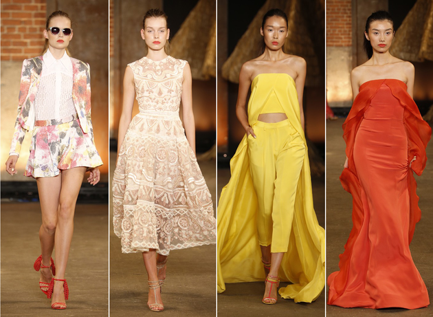 Christian Siriano Spring 2014 Collection