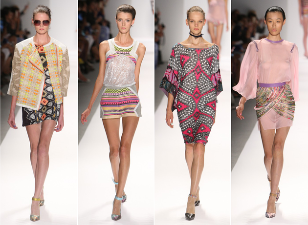 Custo Barcelona Spring 2014 Collection