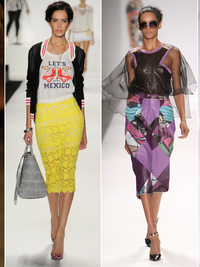 NYFW Spring 2014: Eclectic and Upbeat Collections