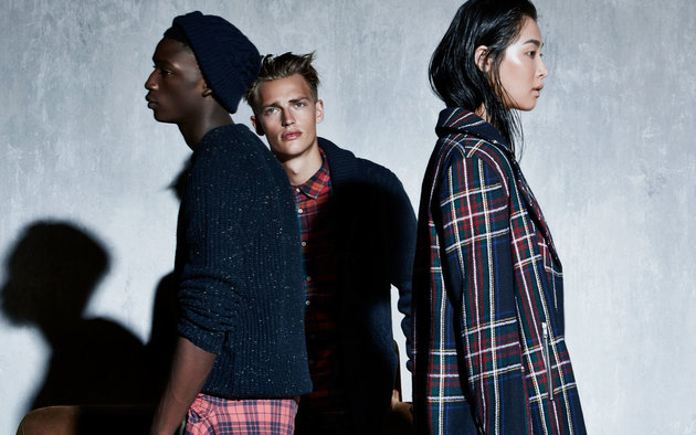 The Pull   Bear Fall  2013 Campaign Look