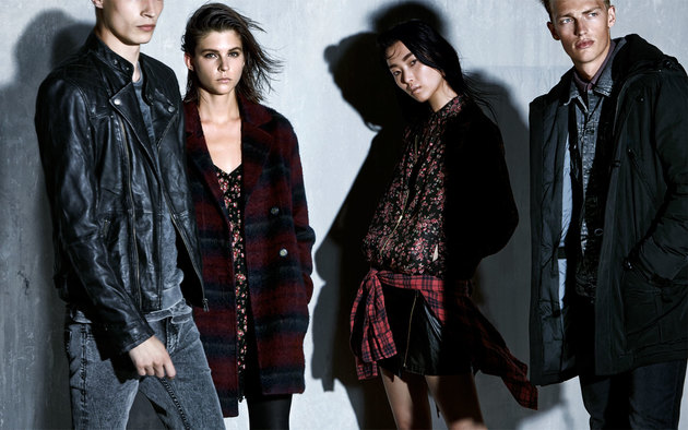 The Pull   Bear Fall  Campaign
