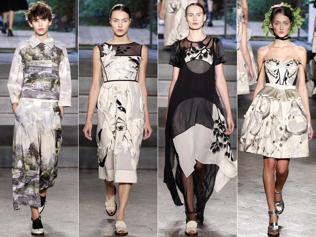 Antonio Marras Spring 2014 Collection