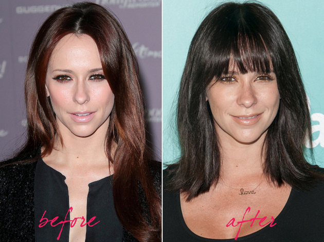 Jennifer Love Hewitt Hair Makeover 2013