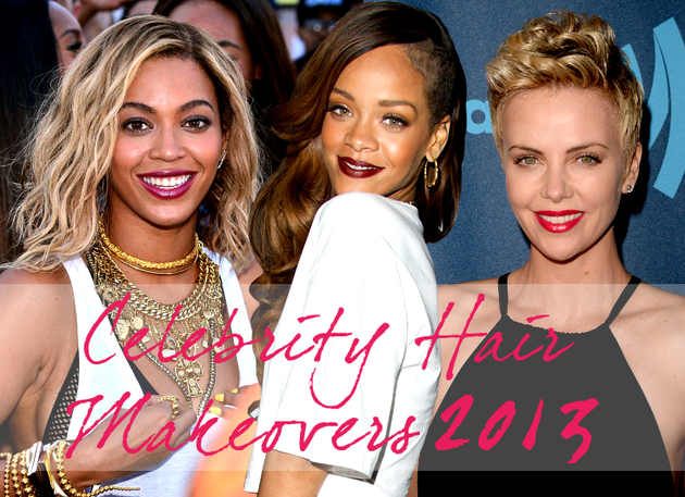 Top Celebrity Hair Makeovers 2013...So Far!