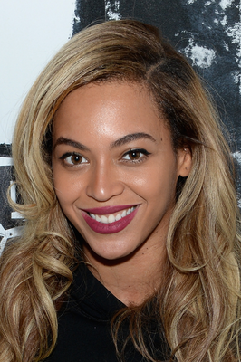 Beyonce Blonde Hair Color