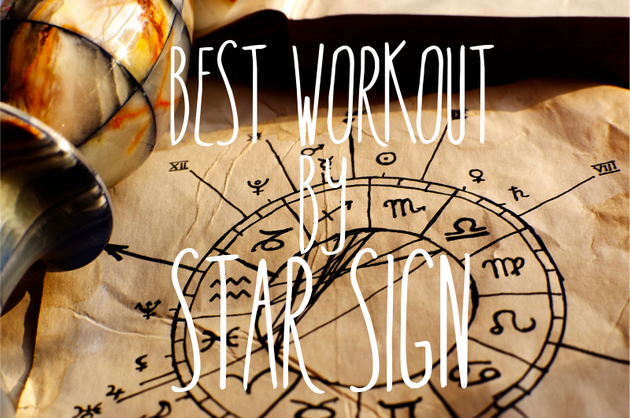 Zodiac Workout: How to Exercise by Star Sign