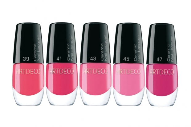 ArtDeco Hot Nails 2013 Mini Nail Polishes