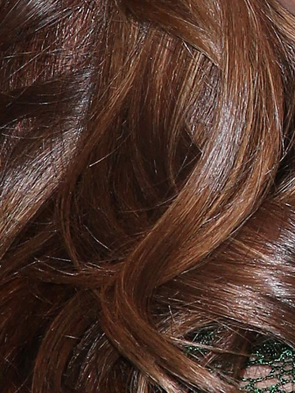 warm mocha hair color