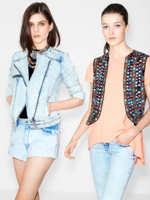 Zara TRF April 2013 Lookbook
