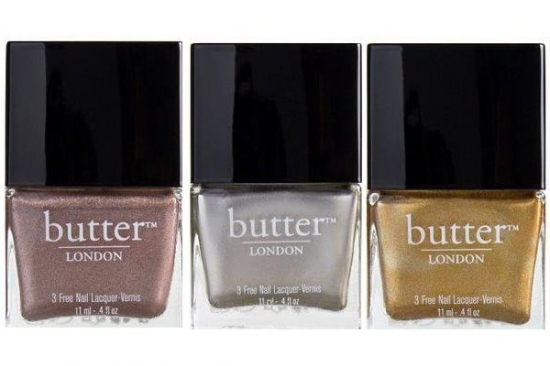 butter LONDON Summer Holiday 2013 Nail Polish Collection