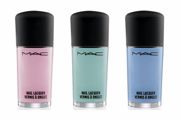 MAC Baking Beauties Spring 2013 Makeup