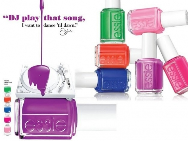 Essie Neon Nail Polishes for Summer 2013