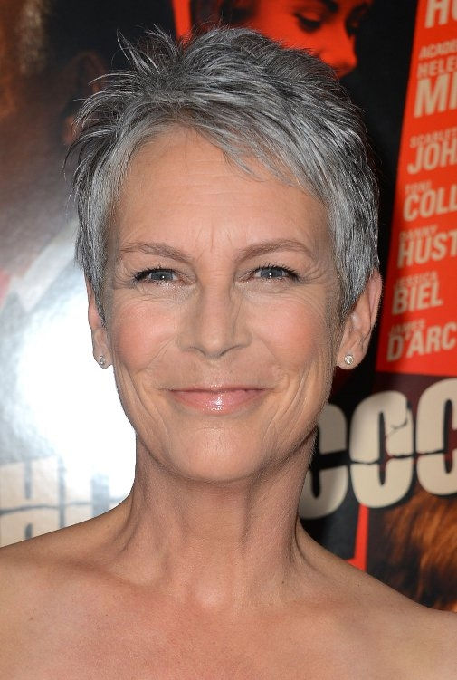 Short Hairstyles for Grey Hair