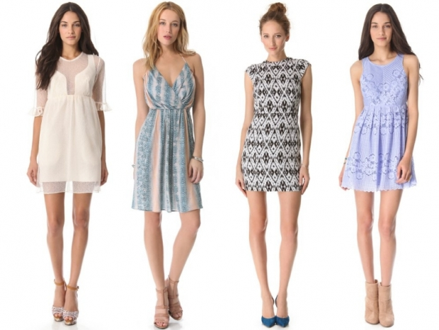 Trendy Summer Dresses for Petite Women