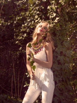 Bershka April 2013 Lookbook - Pretty Little Wild