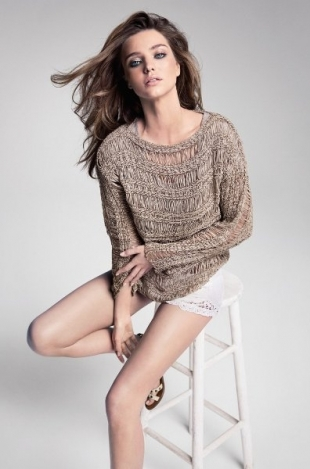 Miranda Kerr for Mango Summer 2013 Campaign