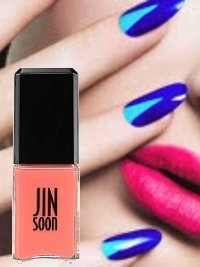 Jin Soon 2013 Nail Polishes: Botanical Flower