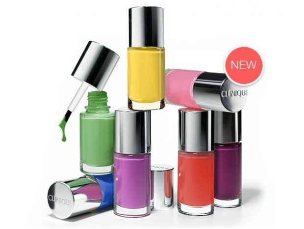 Clinique A Different Nail Enamel Collection