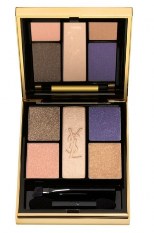 YSL Summer 2013 Makeup: Saharienne Heat