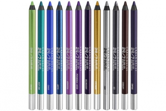 Urban Decay 24/7 Glide On Eye Pencils 2013