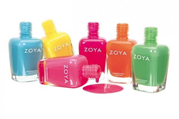Zoya Summer 2013 Stunning Nail Lacquers