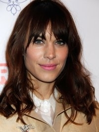 Alexa Chung is Agatha's New Face