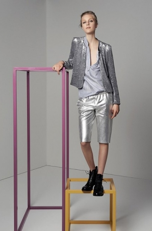 Maje Spring/Summer 2013 Lookbook