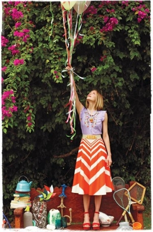 Anthropologie April 2013 Catalog