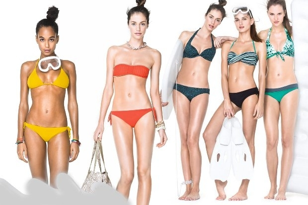 United Colors of Benetton Spring/Summer 2013 Beachwear Collection