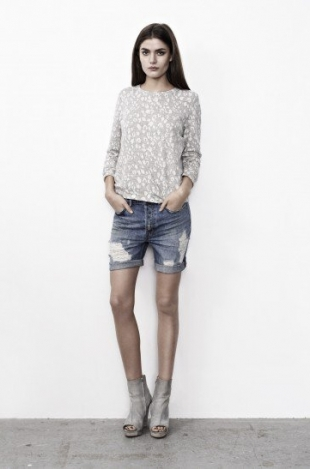 All Saints Spring/Summer 2013 Lookbook