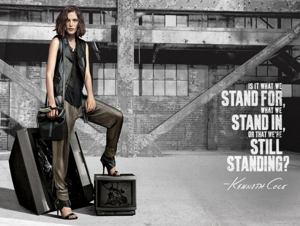 Kenneth Cole Spring/Summer 2013 Campaign