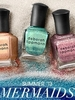 Deborah Lippmann Summer 2013: Mermaids Nail Polishes