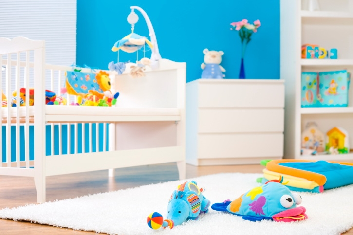 Baby room ideas for Chambre bebe garcon