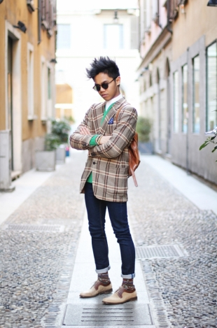 Style Blogger Jerome Centeno of The Chic Styler
