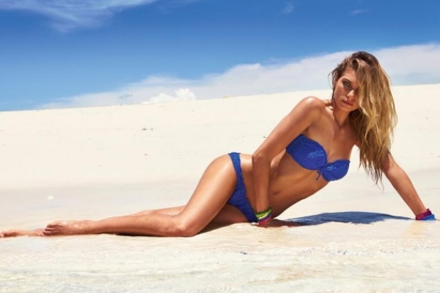 Calzedonia 2013 Swimwear: Shine With Every Color