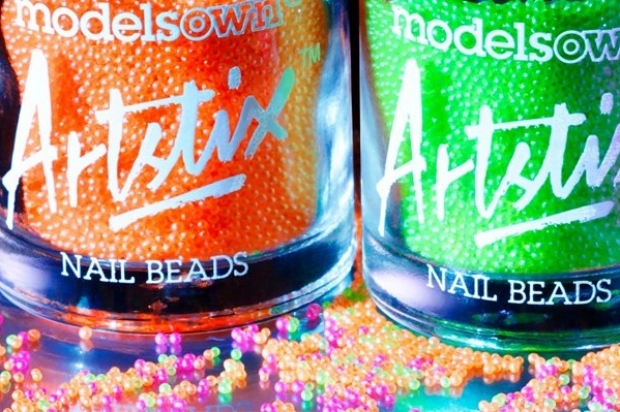 Models Own Artstix Nail Beads Collection