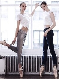 J Brand Spring 2013 Lookbook