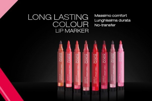 KIKO Long Lasting Colour Lip Markers
