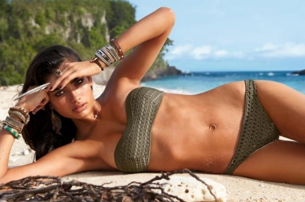 Calzedonia Summer 2013 Swimwear: Cast Away