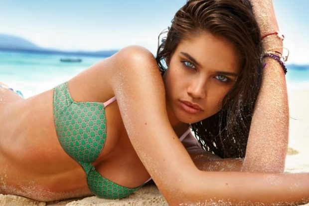 Calzedonia Bikinis 2013: Echoes of African Paradise