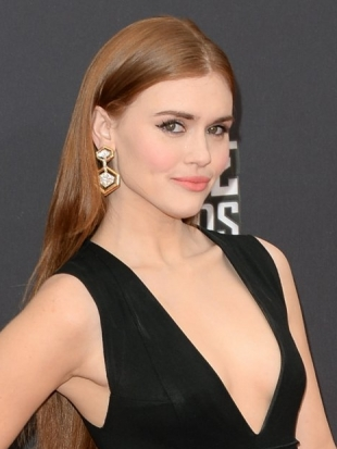 Holland Rodden MTV Movie Awards 2013 Hairstyle