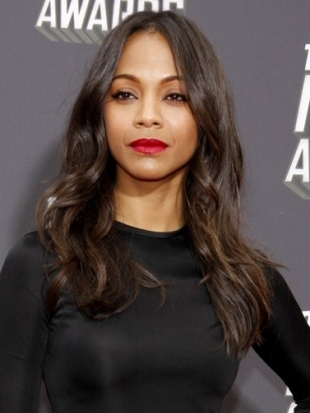 Zoe Saldana 2013 MTV Movie Awards