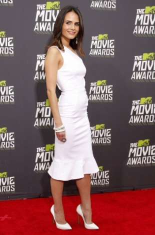 Jordana Brewster MTV Movie Awards 2013