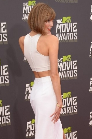 Karlie Kloss MTV Movie Awards 2013 Best Dressed