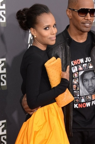 Kerry Washington MTV Movie Awards 2013 Best Dressed