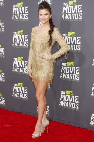 Best Dressed Celebrities from MTV Movie Awards 2013