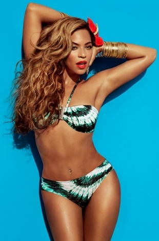 Beyonce for H&M Campaign 2013